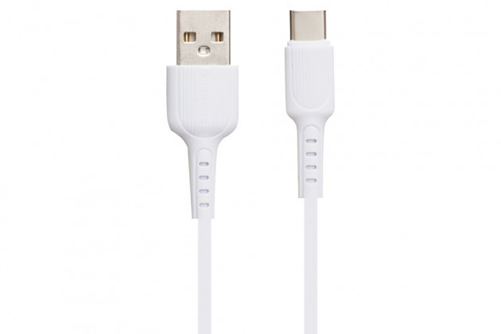USB Кабель Type-C BOROFONE BX16 Easy charging cable (белый)