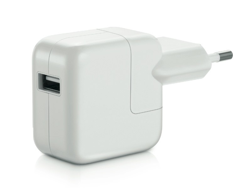 СЗУ 5V 2A Apple iPad 2, Apple iPad 3 10W USB выход (белый)